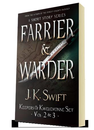 Vol 2 & 3: Farrier & Warder